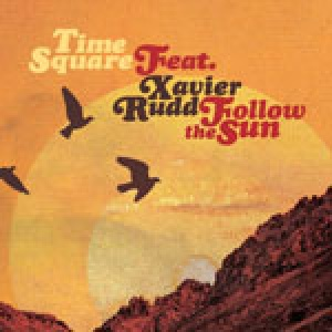 time square ft xavier rudd – follow the sun